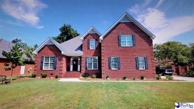 Florence Single Family Home For Sale: 719 Chaucer Drive