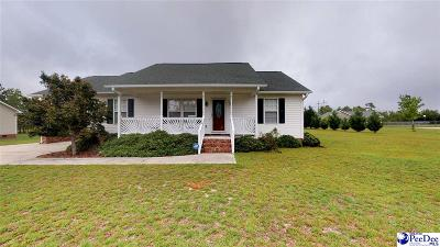 Hartsville Single Family Home For Sale: 1977 Colonial Park Dive