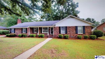 Florence Single Family Home For Sale: 819 Wimbledon Ave.