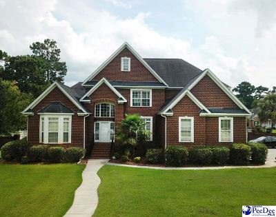 Florence Single Family Home For Sale: 3312 Dunston Drive