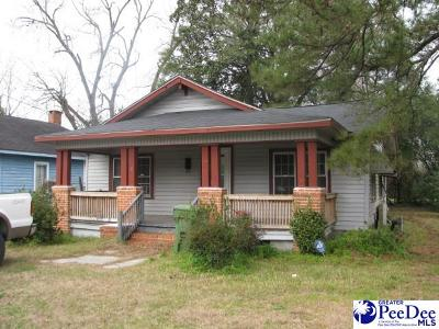Darlington Single Family Home For Sale: 213 D Avenue