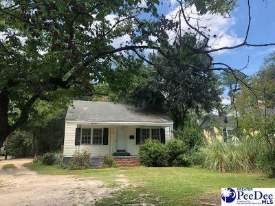 Bennettsville Single Family Home For Sale: 901 Wells Street