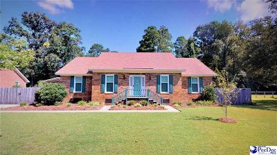Florence Single Family Home Uc/Show For Back Up: 4086 Farmwood Drive