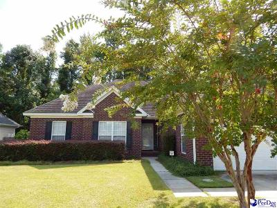 Florence Single Family Home For Sale: 1240 Waxwing Dr