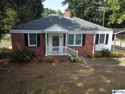 Florence Single Family Home Uc/Show For Back Up: 1325 Sewanee Avenue