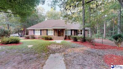 Hartsville Single Family Home For Sale: 2101 Valley Dr