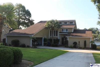 Florence Single Family Home For Sale: 154 Timberlake Dr.