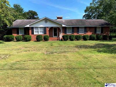 Florence Single Family Home For Sale: 1906 Longwood Dr