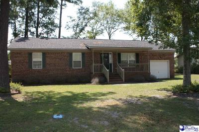 Johnsonville Single Family Home Uc/Show For Back Up: 302 Byrnes Circle