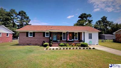 Florence SC Single Family Home New: $142,900