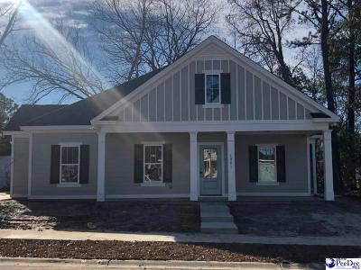 Florence Single Family Home For Sale: Old Carver Station