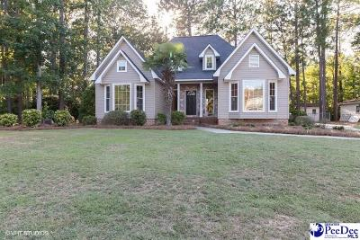 Florence SC Single Family Home For Sale: $219,900