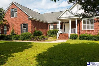 Florence SC Single Family Home For Sale: $222,900