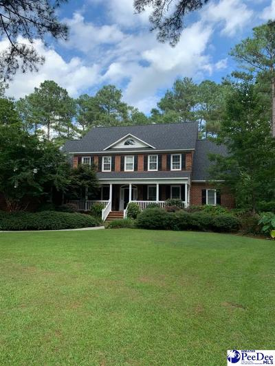 Hartsville Single Family Home For Sale: 411 Edisto Run
