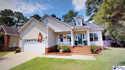 Florence Single Family Home Uc/Show For Back Up: 3117 Crickentree Lane