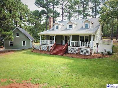 Hartsville Single Family Home New: 1815 Regency Drive