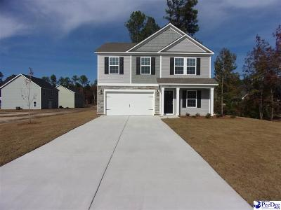 Florence SC Single Family Home For Sale: $214,197