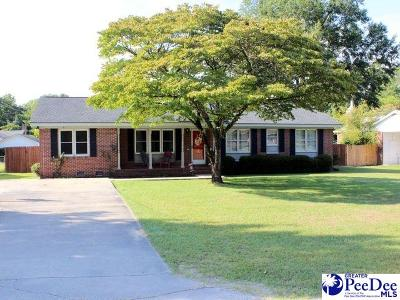 Florence Single Family Home For Sale: 2813 W Woodbine