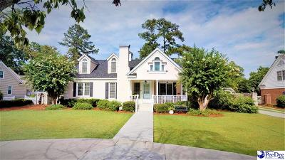 Florence Single Family Home For Sale: 330 Country Club Blvd