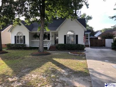 Florence Single Family Home For Sale: 626 Red Tip Circle