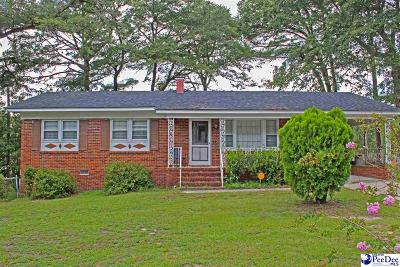 Florence SC Single Family Home New: $65,000