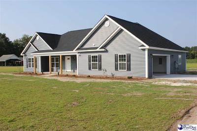 Hartsville Single Family Home Uc/Show For Back Up: 3031 Camry Lane