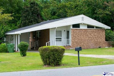 Florence SC Single Family Home New: $90,000