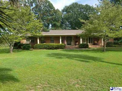 Bennettsville Single Family Home Uc/Show For Back Up: 400 Lakeshore Drive