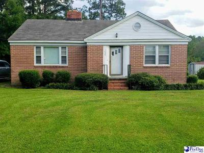 Dillon Single Family Home For Sale: 1039 McKenzie Rd.