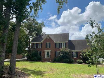 Florence Single Family Home For Sale: 106 Timberlake Drive