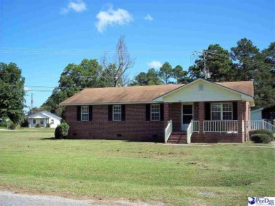 Dillon County Single Family Home For Sale: 812 W Dargan Street