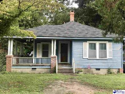 Darlington Single Family Home For Sale: 211 D Ave