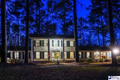 Hartsville Single Family Home For Sale: 1636 Antioch Road