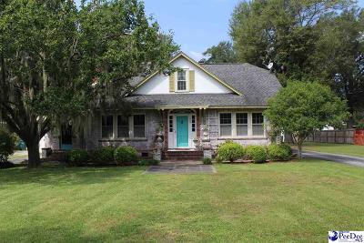 Marion Single Family Home For Sale: 825 N Main Street