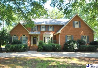 Florence SC Single Family Home For Sale: $409,000