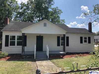 Lake City Single Family Home For Sale: 223 Graham
