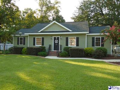 Hartsville Single Family Home New: 106 Rogers Aveneu