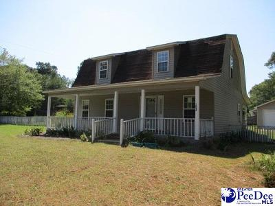 Hartsville Single Family Home For Sale: 1044 N Rolling Road