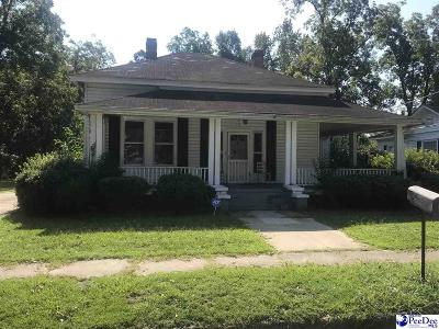 Lake City Single Family Home New: 129 Singletary Ave