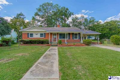 Dillon Single Family Home For Sale: 406 S 9th