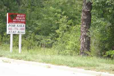 Commercial Lots & Land Sold: Hwy. 38
