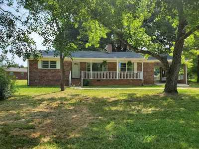 Single Family Home Undercontract-Contingency: 1820 Colonial Acres Circle