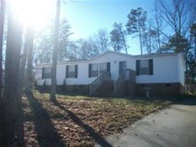 Greenville County Mobile Home For Sale: 2 Alf Court
