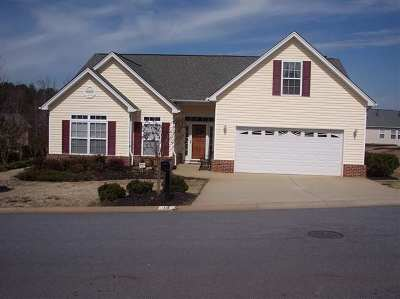 Taylors Single Family Home For Sale: 10 Reid Valley Ct