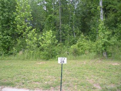 Campobello Residential Lots & Land For Sale: 280 Cane Creek Way (Lot 28)