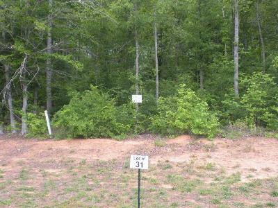 Campobello Residential Lots & Land For Sale: 250 Cane Creek Way (Lot 31)