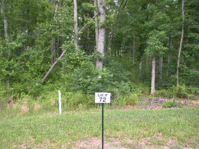 Campobello Residential Lots & Land For Sale: 130 Cane Creek Way (Lot 72)