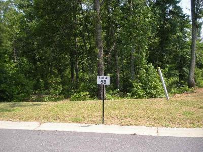 Campobello Residential Lots & Land For Sale: 405 Crossvine Way (Lot 58)