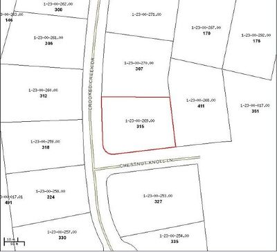 Campobello Residential Lots & Land For Sale: 315 Crooked Creek Drive