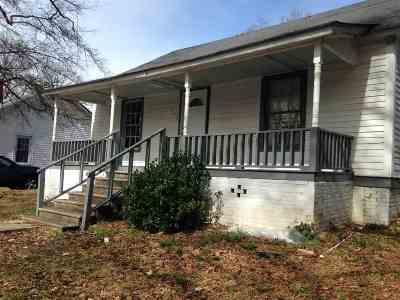 Woodruff Single Family Home For Sale: 553 Perrin Ave